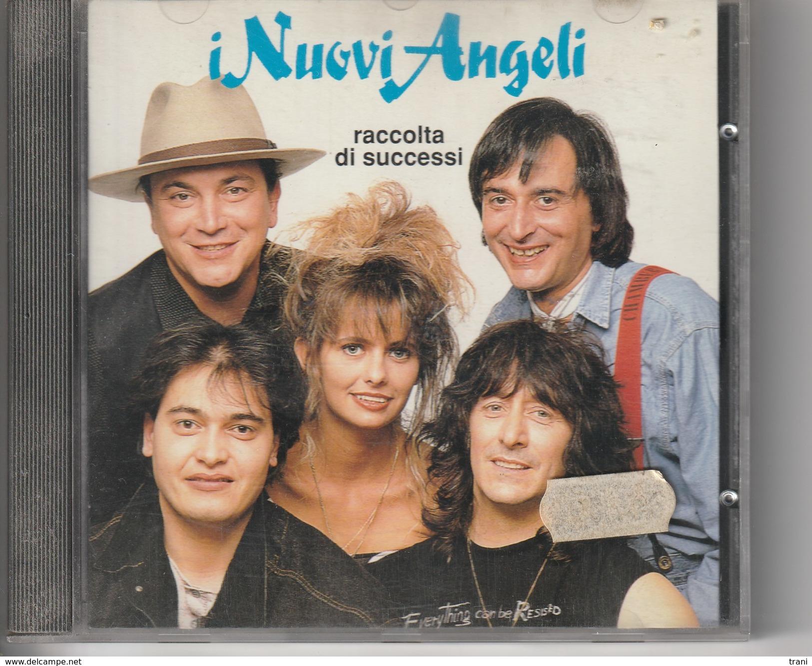 I NUOVI ANGELI - RACCOLTA DI SUCCESSI - Anno 1996 - Disco, Pop