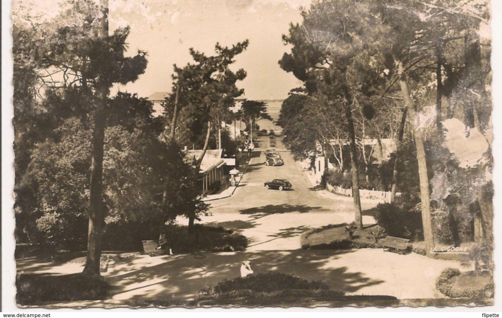 L40B133 - Bassin D'Arcachon -Le Moulleau  - La Cigogne N°33.009.94 - Arcachon