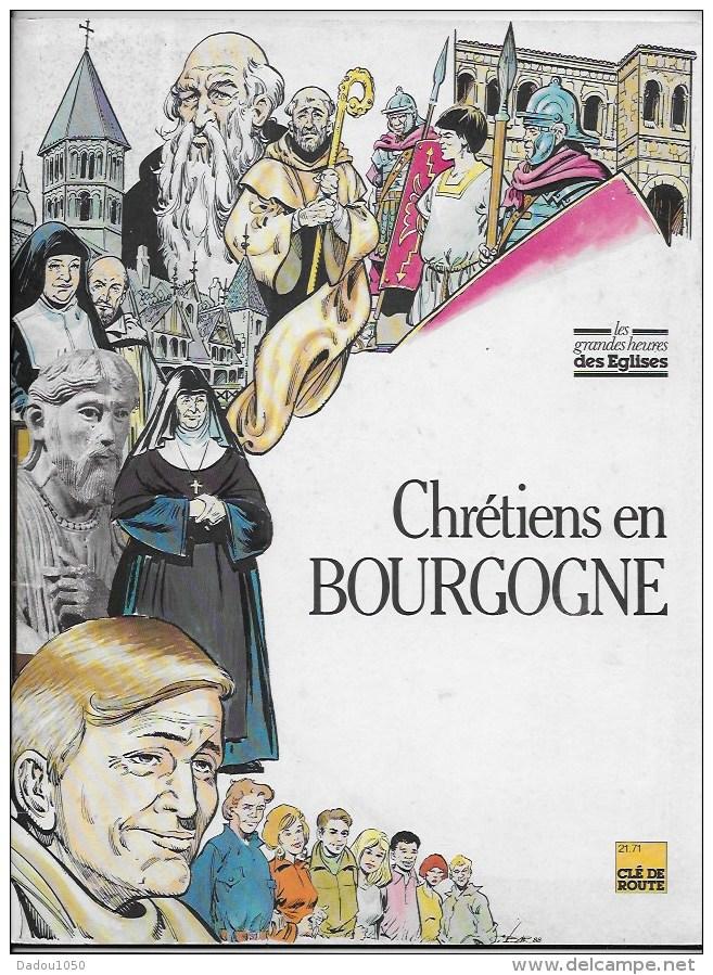 Chretiens En Bourgogne - Religion