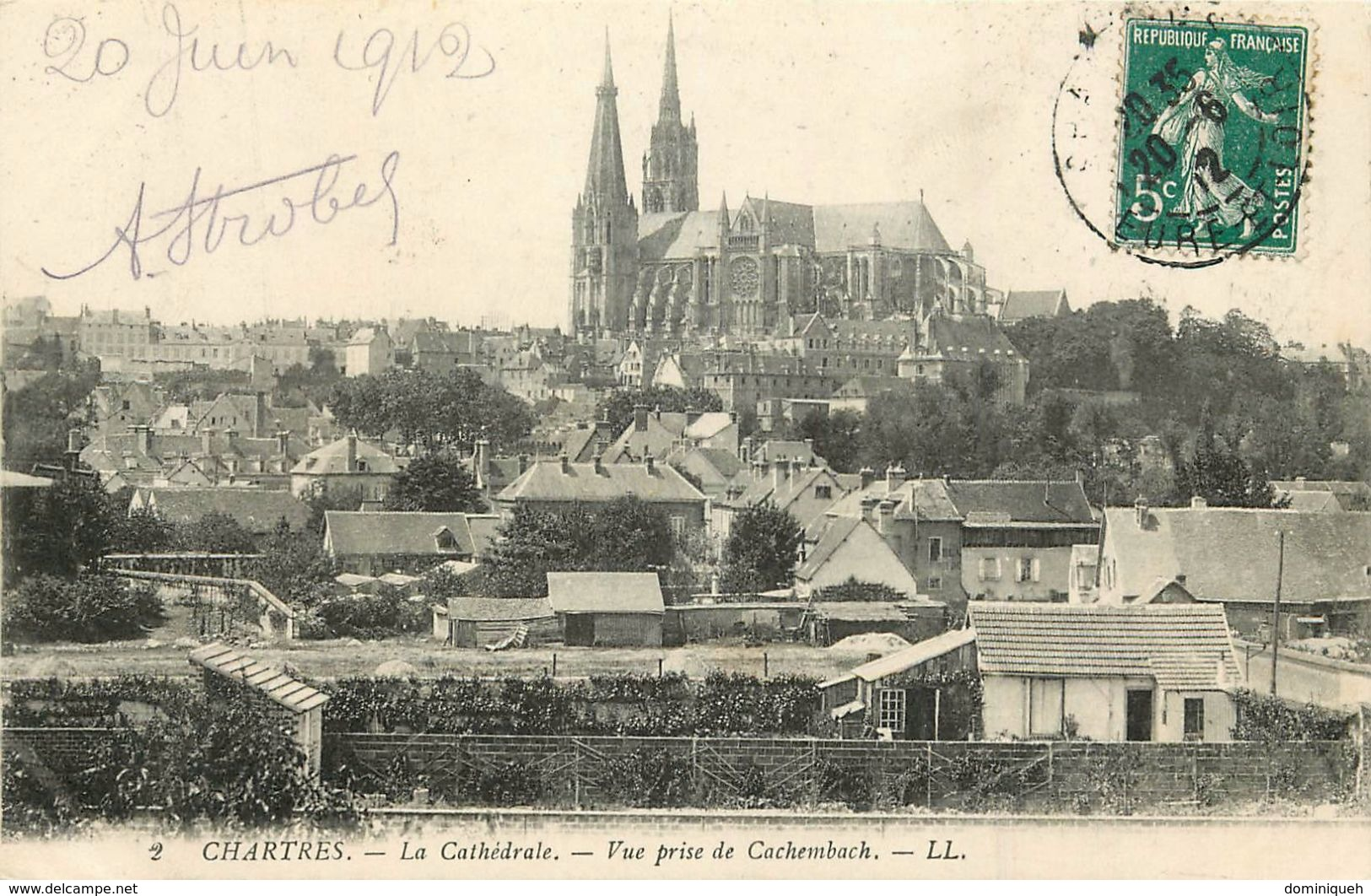 Lot De 50 CPA D'Eure Et Loir 28 Plusieurs Belles Animations - Postcards