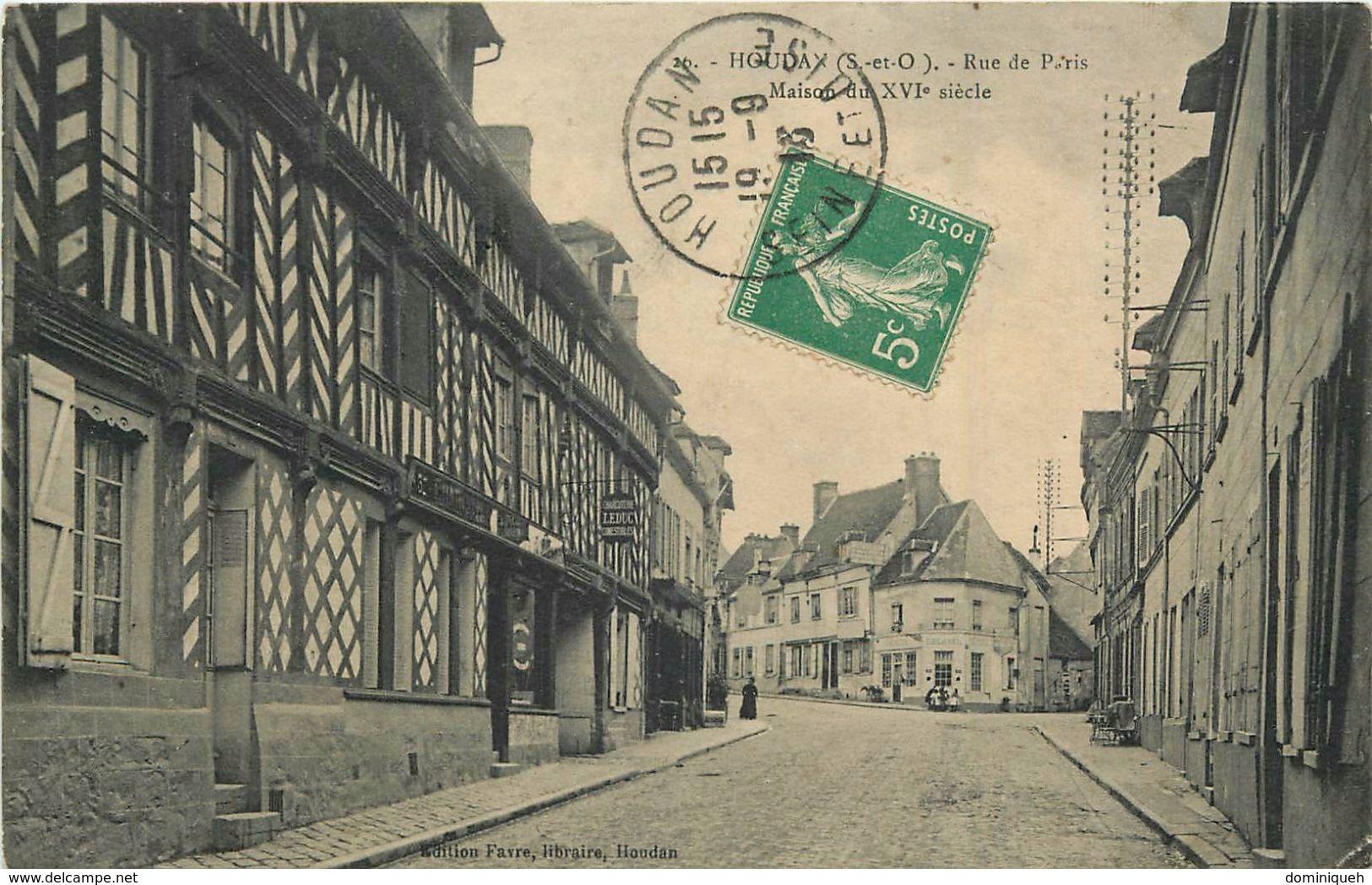 Lot De 50 CPA Des Yvelines 78 Plusieurs Belles Animations - Cartes Postales
