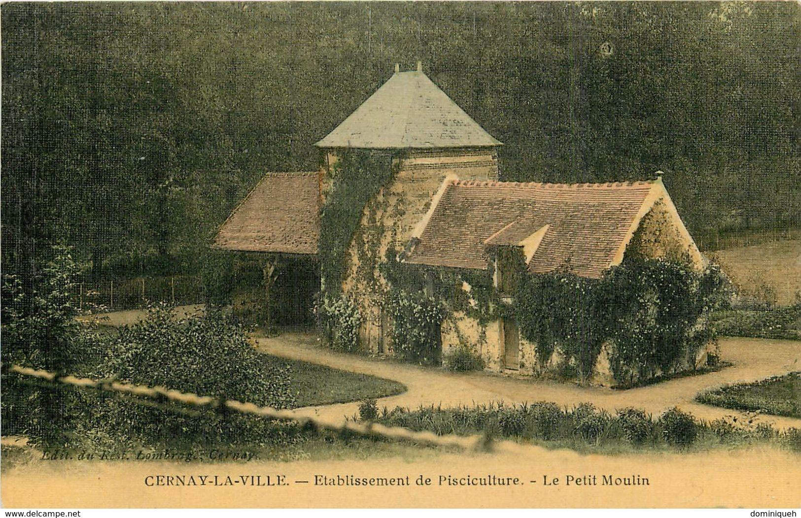 Lot De 50 CPA Des Yvelines 78 Plusieurs Belles Animations - Postcards
