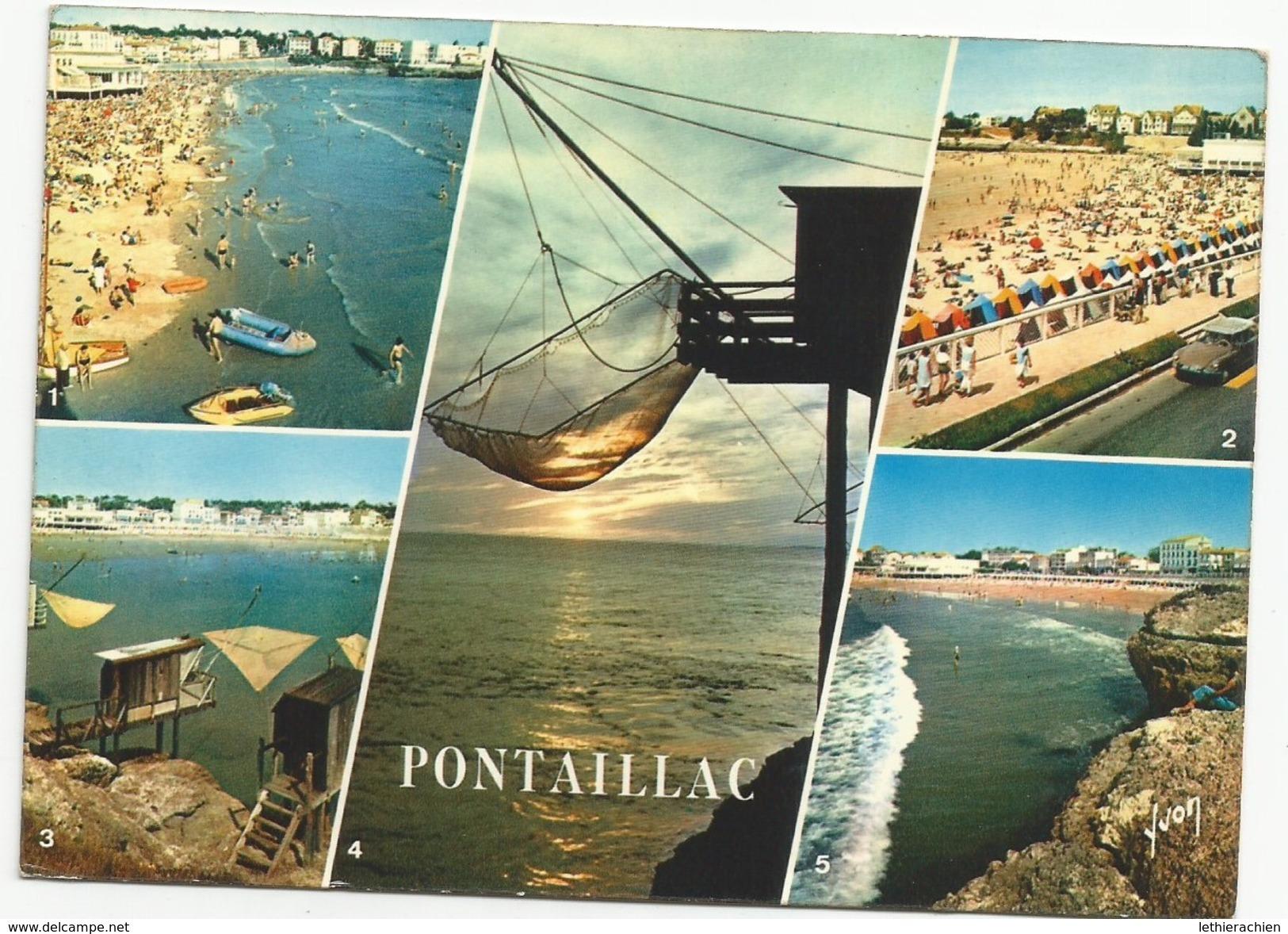 Pontaillac - Autres Communes