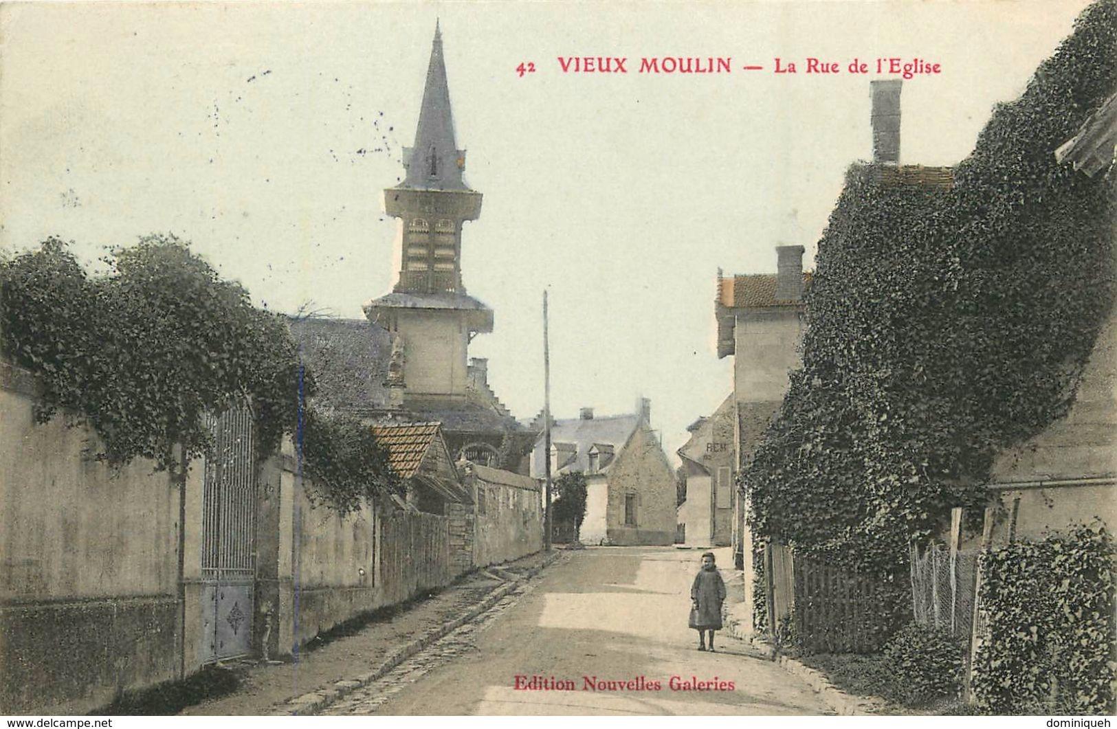 Lot De 50 CPA De L'Oise 60 Plusieurs Animations - Cartes Postales