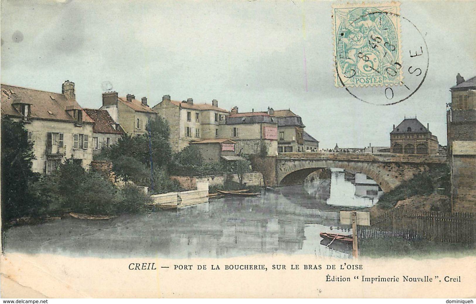 Lot De 50 CPA De L'Oise 60 Plusieurs Animations - Ansichtskarten