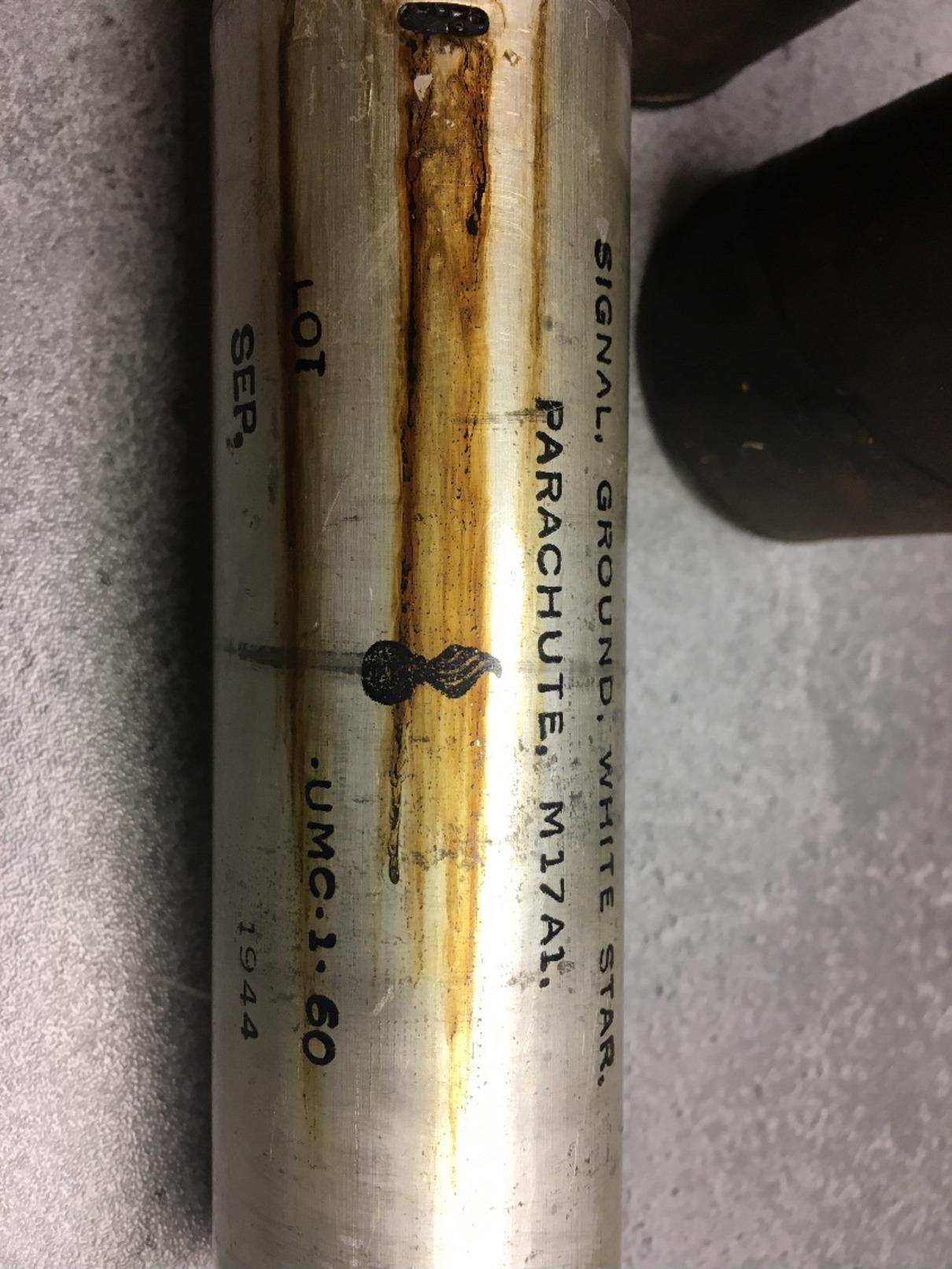 Grenade à Fusil Us 1944 Éclairante - 1939-45