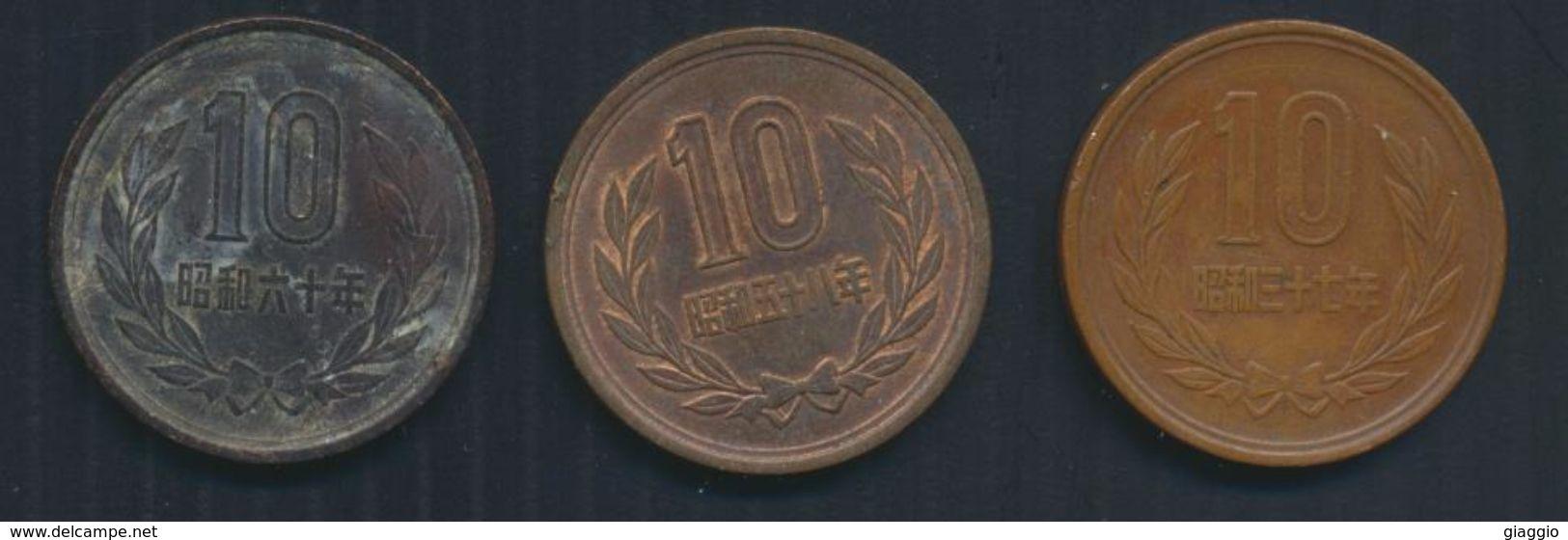 °°° JAPAN - 100 YEN 54 °°° - Giappone