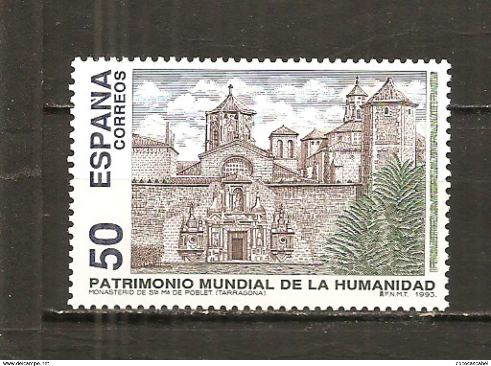 España/Spain-(MNH/**) - Edifil  3276 - Yvert  2868 - 1991-00 Nuevos & Fijasellos
