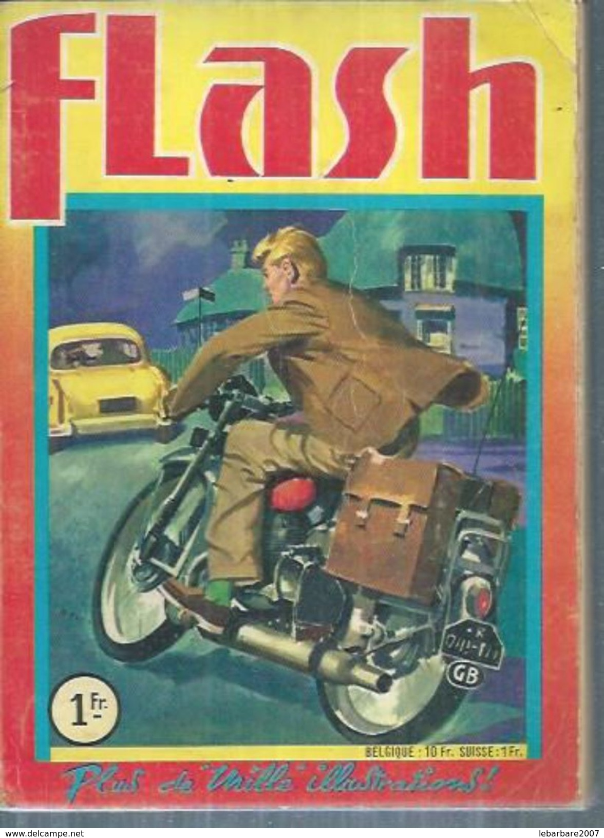 FLASH  Reliure N° 149 ( N° 17 + 18 + 19 )  - ARTIMA 1960 - Flash