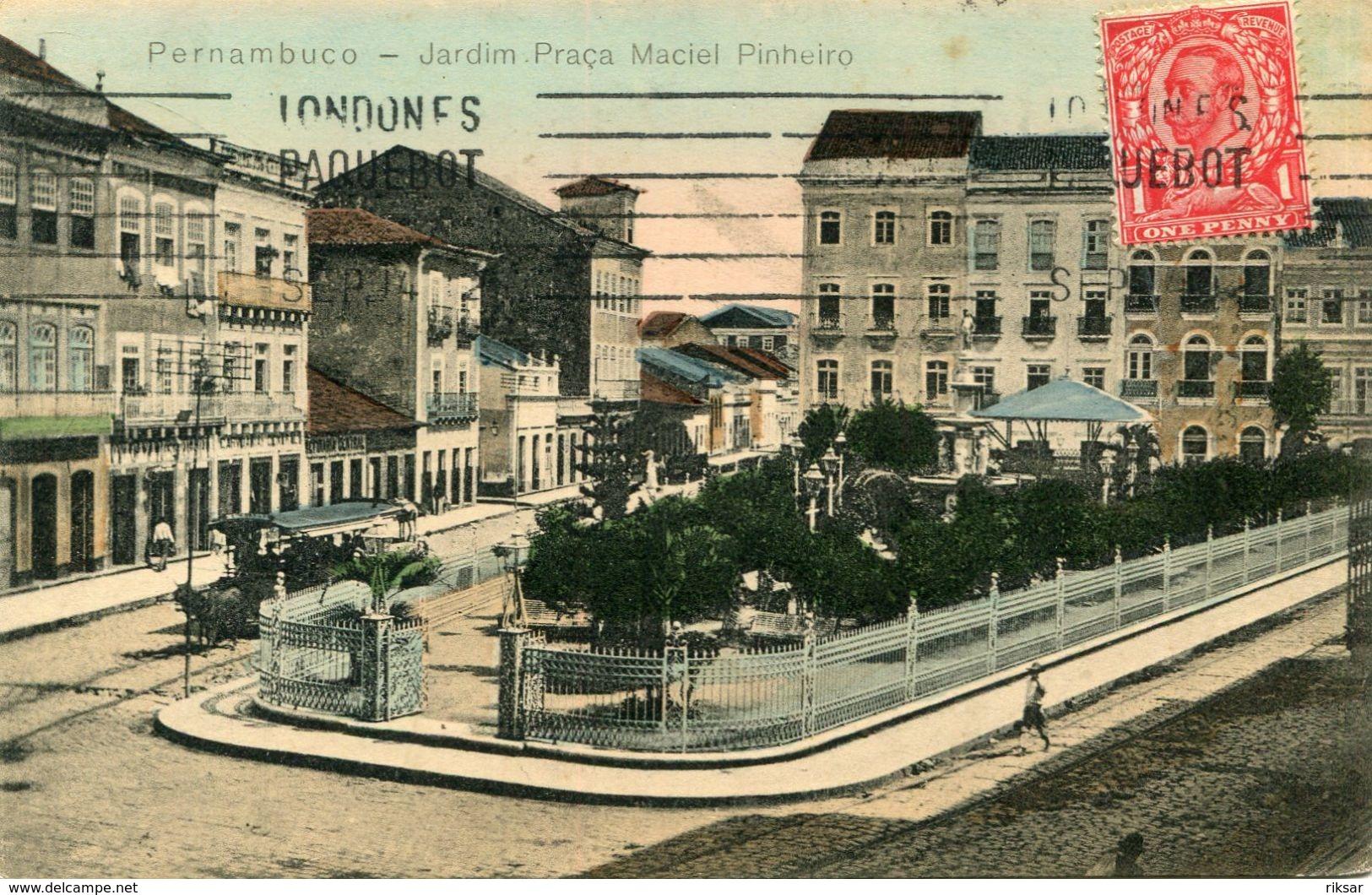 BRESIL(PERNAMBUCO) - Recife