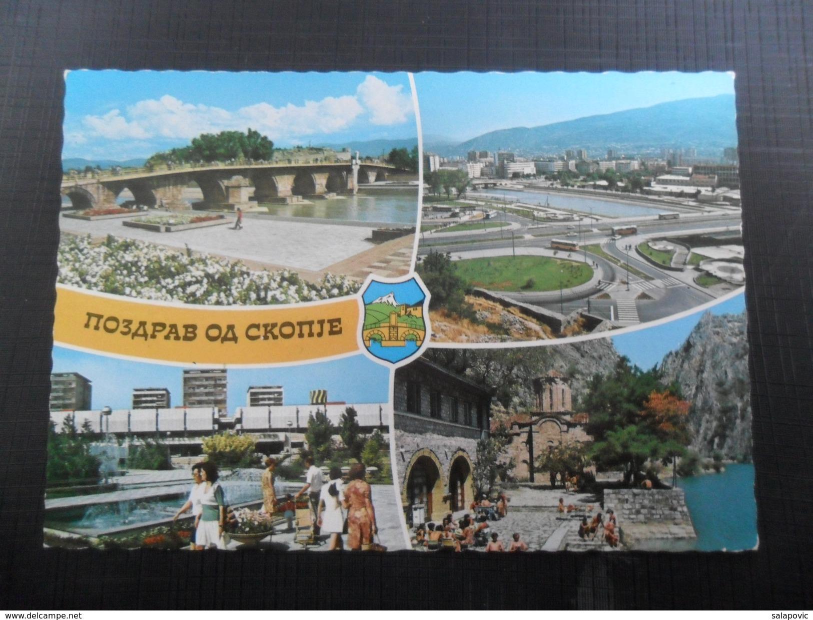 SKOPJE, MACEDONIA - Macedonia