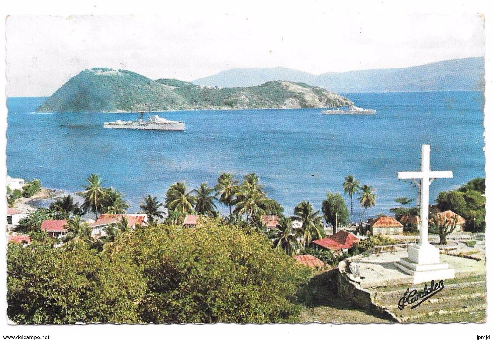 97 - GUADELOUPE - SAINTES - Terre De Haut - L'Ilet à Cabris - Collection Parmin Candalen N° N-76 - 1969 - Guadeloupe