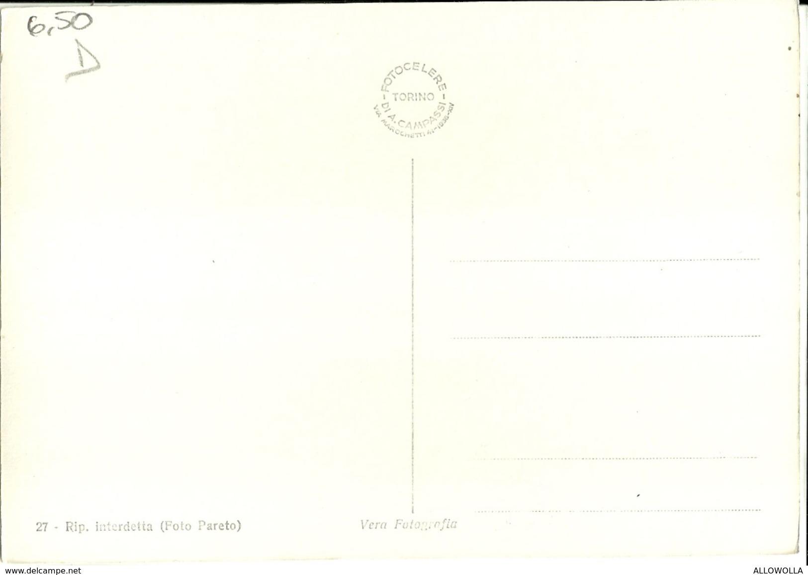 """89 - """"VALLE D'AOSTA - GRUPPO M. BIANCO - IL GRUPPO DEL TRELATETE DAL GHIACCIAIO DEL DOM"""" - Unclassified"""