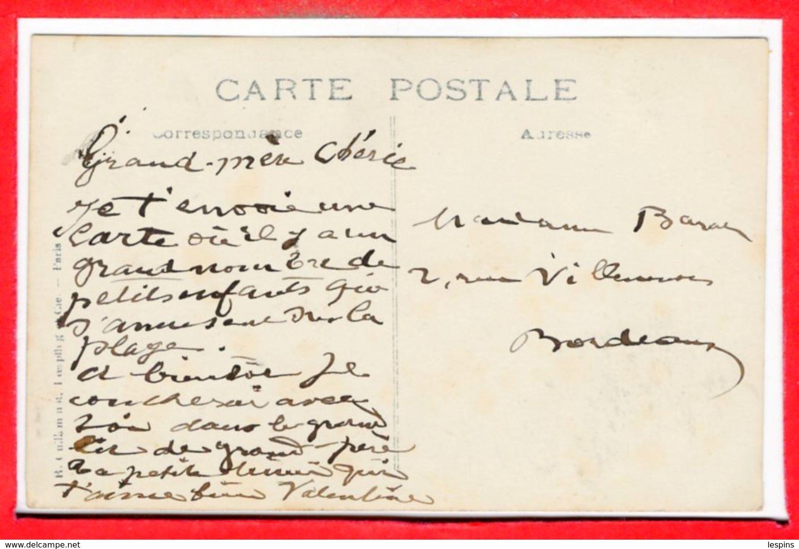 A IDENTIFIER -- Carte Photo - Gironde - A Identifier