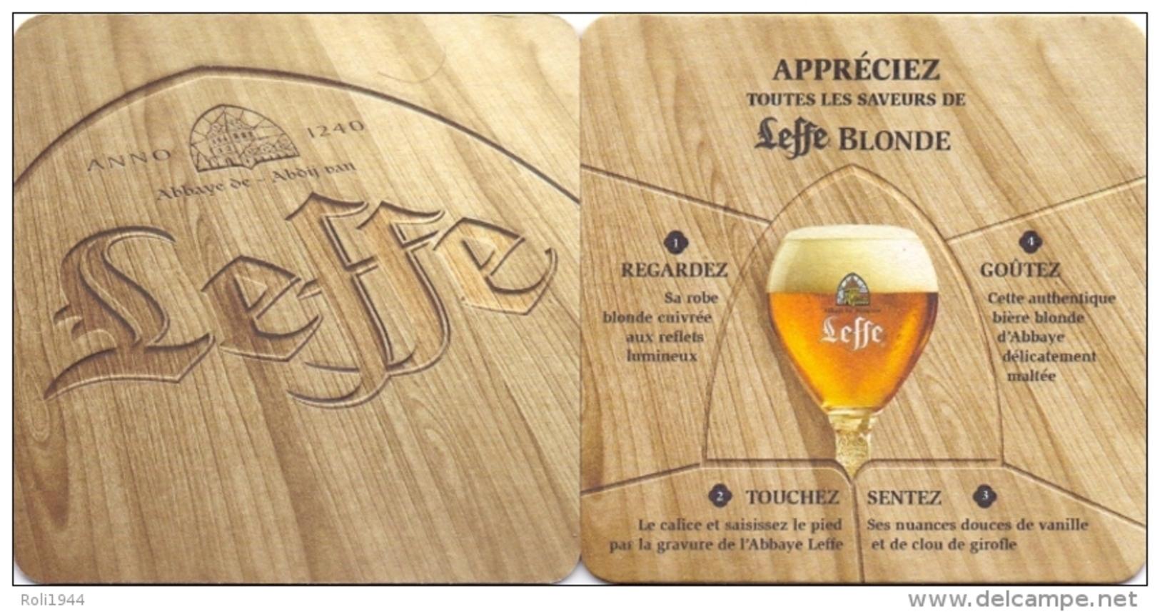#D149-113 Viltje Leffe (export) - Sous-bocks