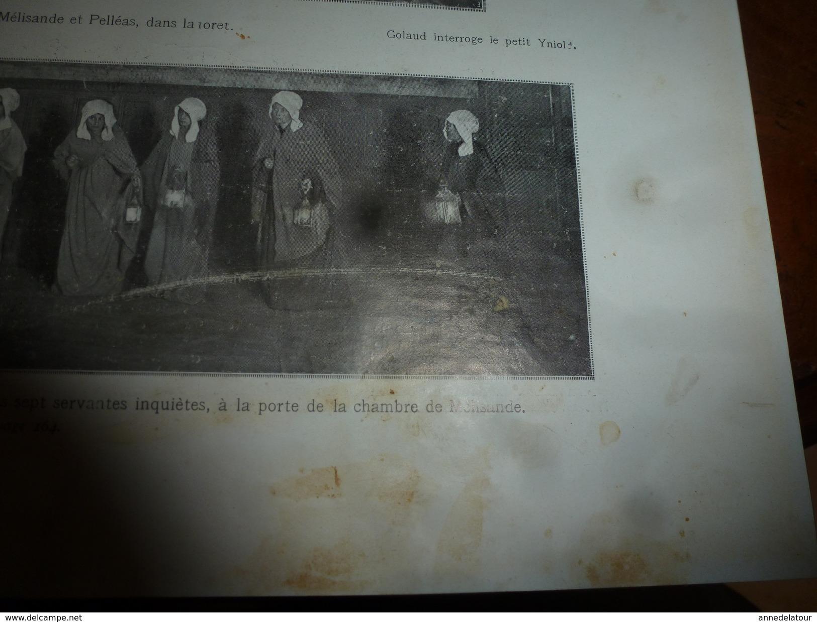 1910 L'ILLUSTRATION:Le Fouet Aux Prisons Anglaises;Le CERVIN Vue Du Ballon SIRUIS;Céttigné (Monténégro);Mer De Glace;etc - Journaux - Quotidiens