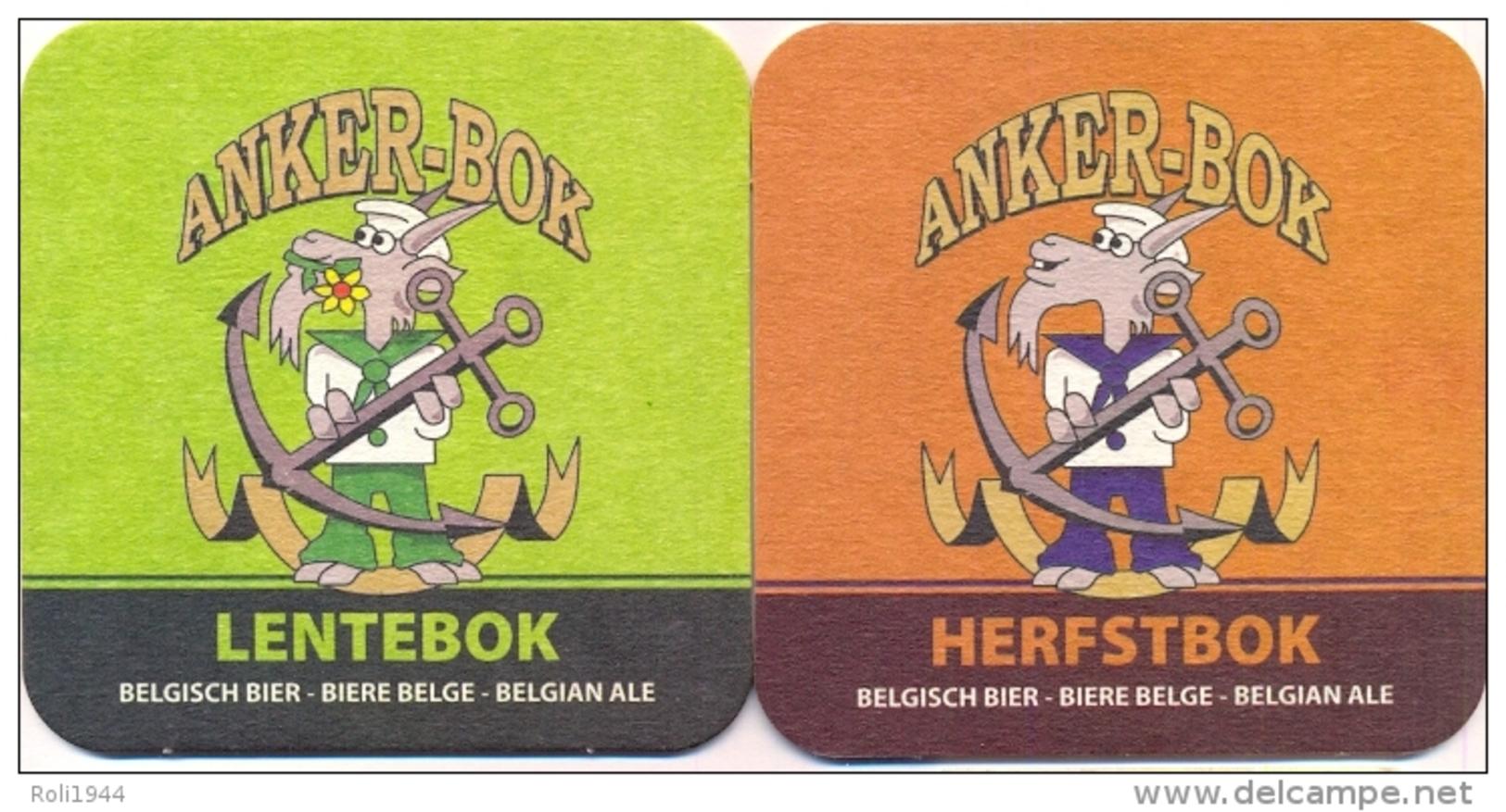 #D95-016 Viltje Het Anker Mechelen - Sous-bocks