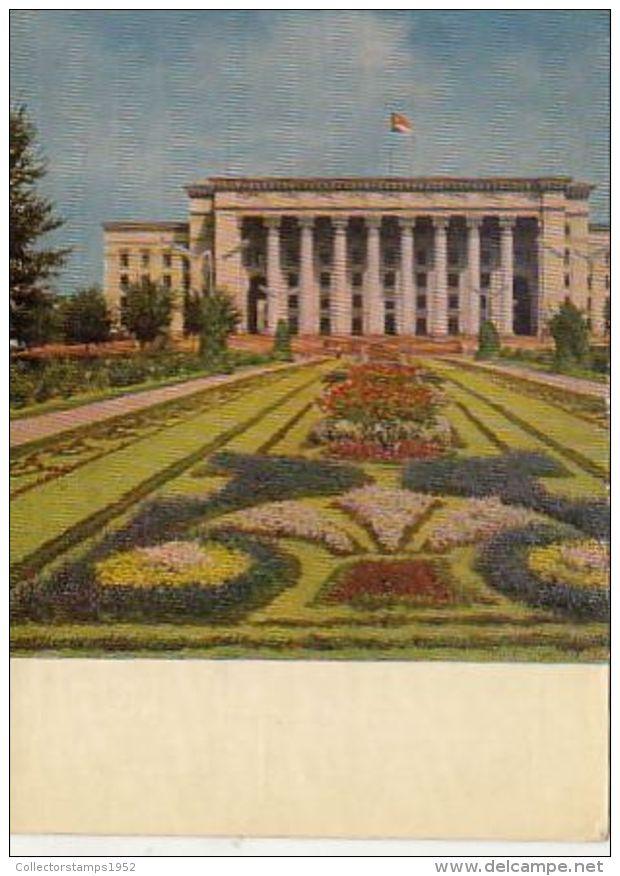 67907- ALMATY- GOVERMENT HOUSE - Kazakhstan