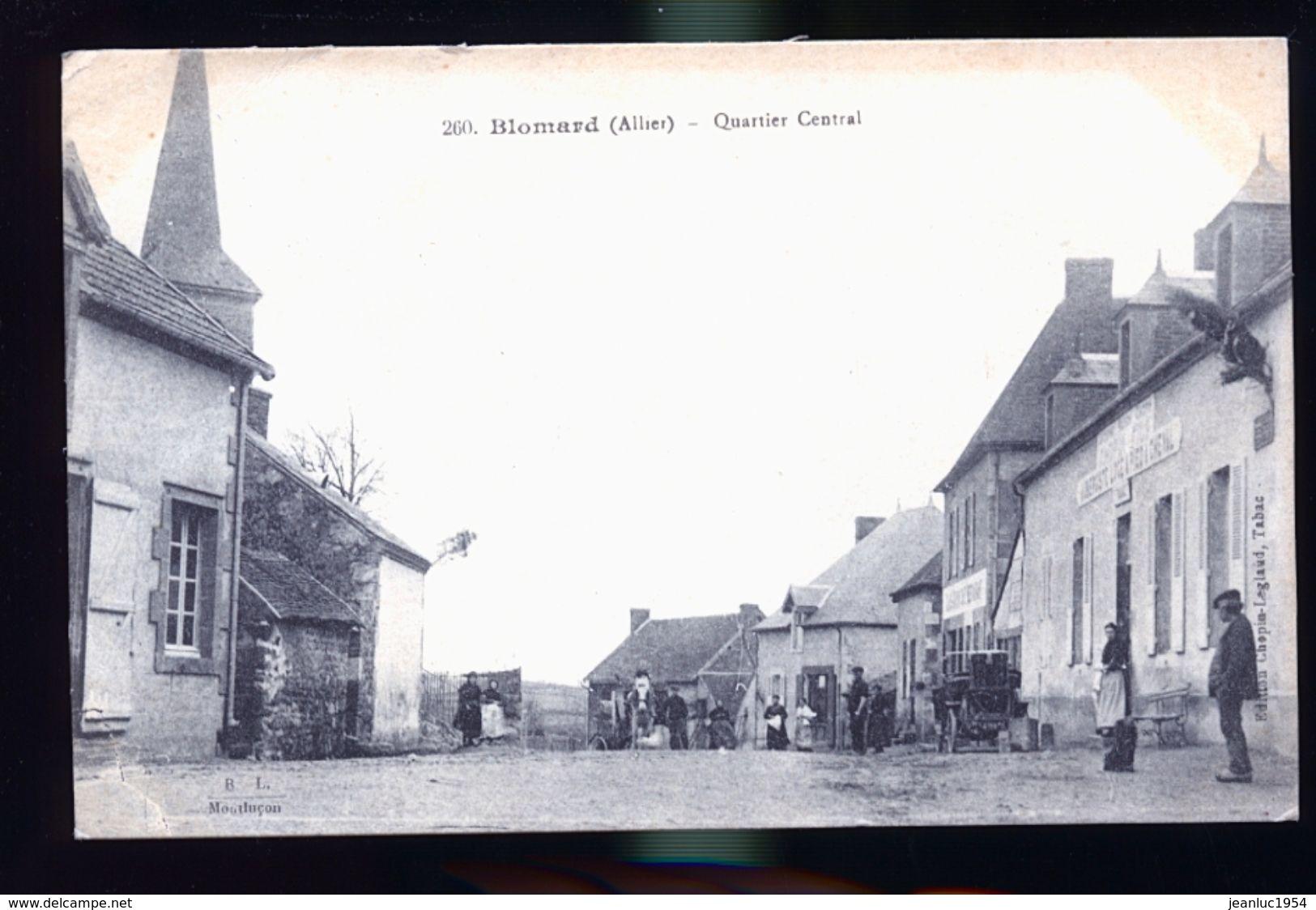 BLOMARD - Francia