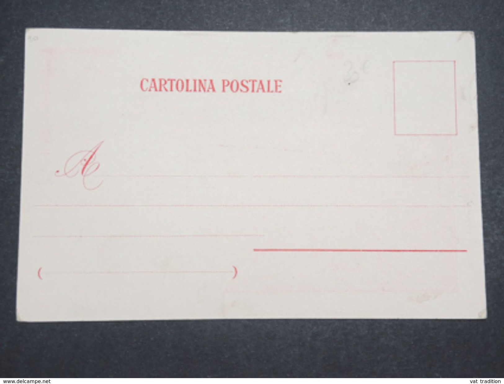 VATICAN - Entier Postal Illustré ( Pseudo ) En 1900 Non Voyagé - L 10423 - ...-1929 Préphilatélie