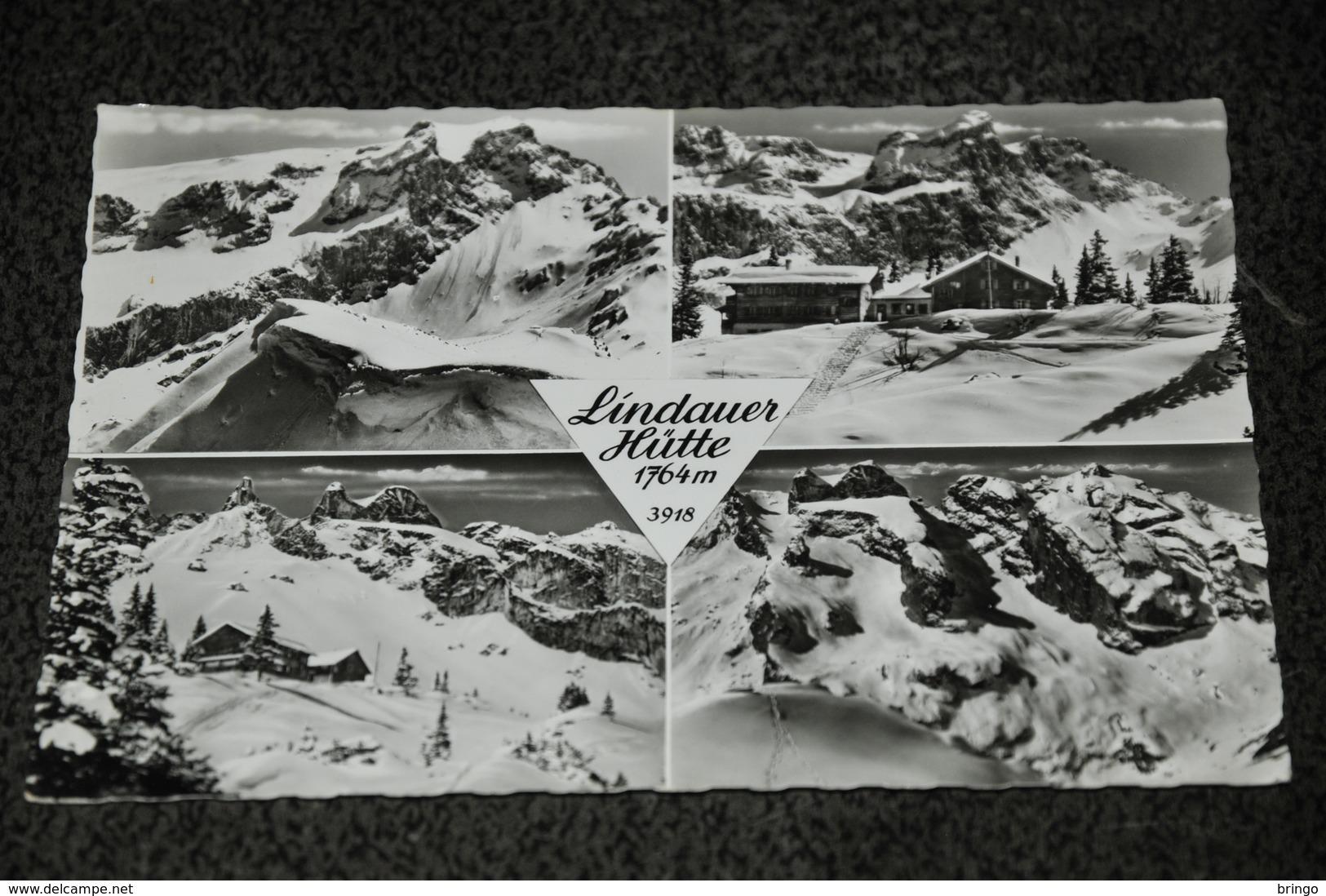 1804- Lindauer Hütte - 1969 - Schruns