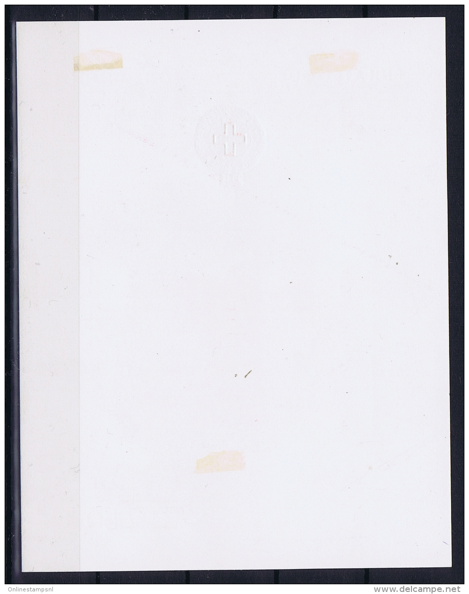 Belgium: OBP Nr 582B MNH/**/postfrisch/ Neuf Sans Charniere ISSUE RED CROSS - Blocchi 1924 – 1960