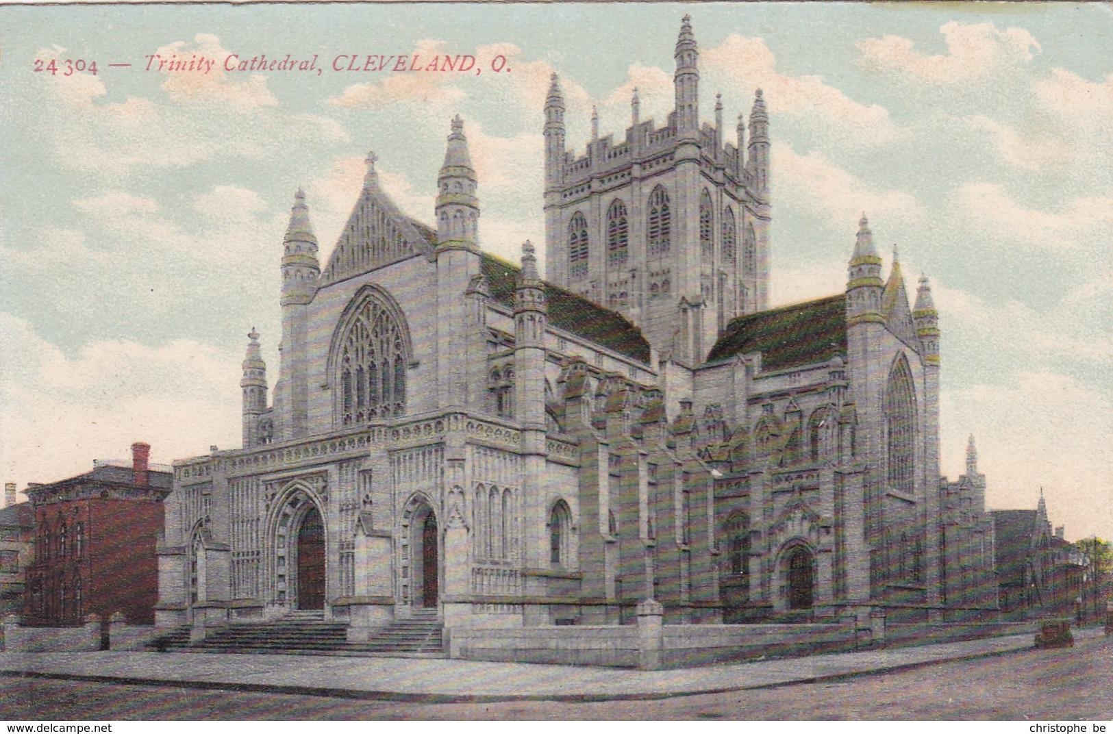 Trinity Cathedral Cleveland Ohio (pk40675) - Cleveland