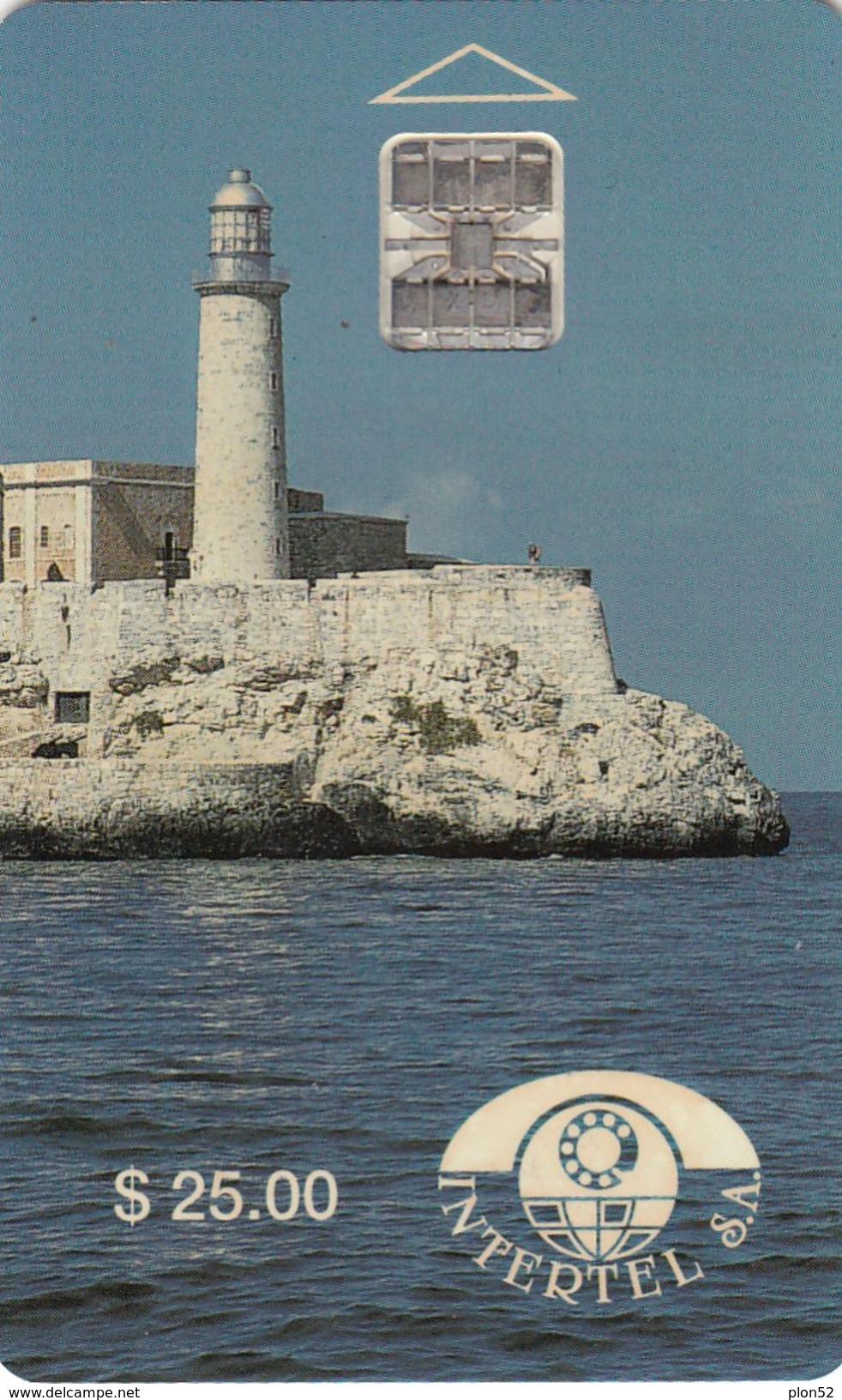 11191-SCHEDA TELEFONICA - CUBA-USATA - Cuba