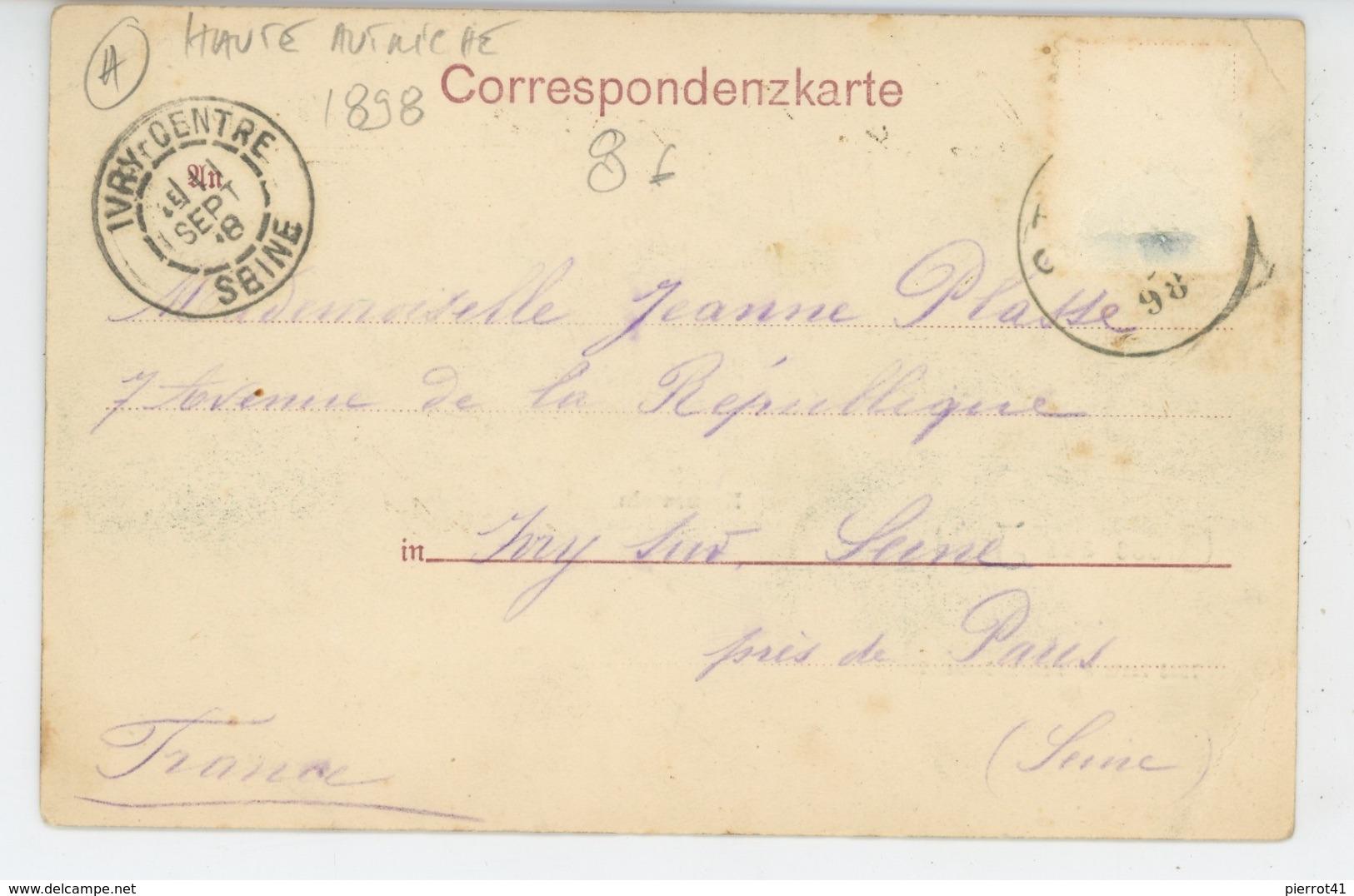 AUTRICHE - Gruss Aus ISCHL (1898) - Autres