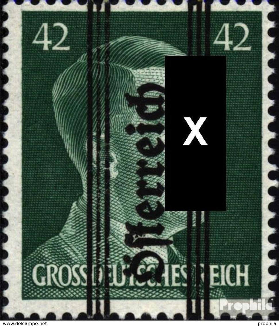 Österreich 689 Postfrisch 1945 Gitter-Aufdruck - Ungebraucht