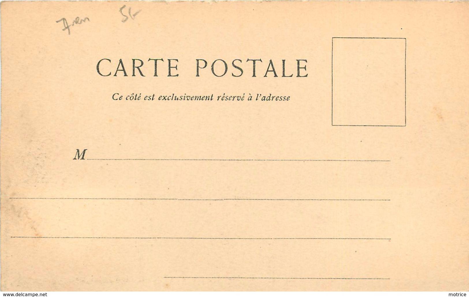PARIS - Rue De Grenelle,ministère De L'instruction Publique. - Arrondissement: 07