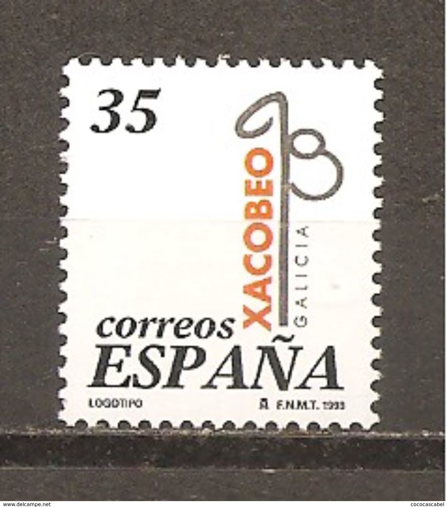 España/Spain-(MNH/**) - Edifil  3525 - Yvert  3100 - 1931-Aujourd'hui: II. République - ....Juan Carlos I