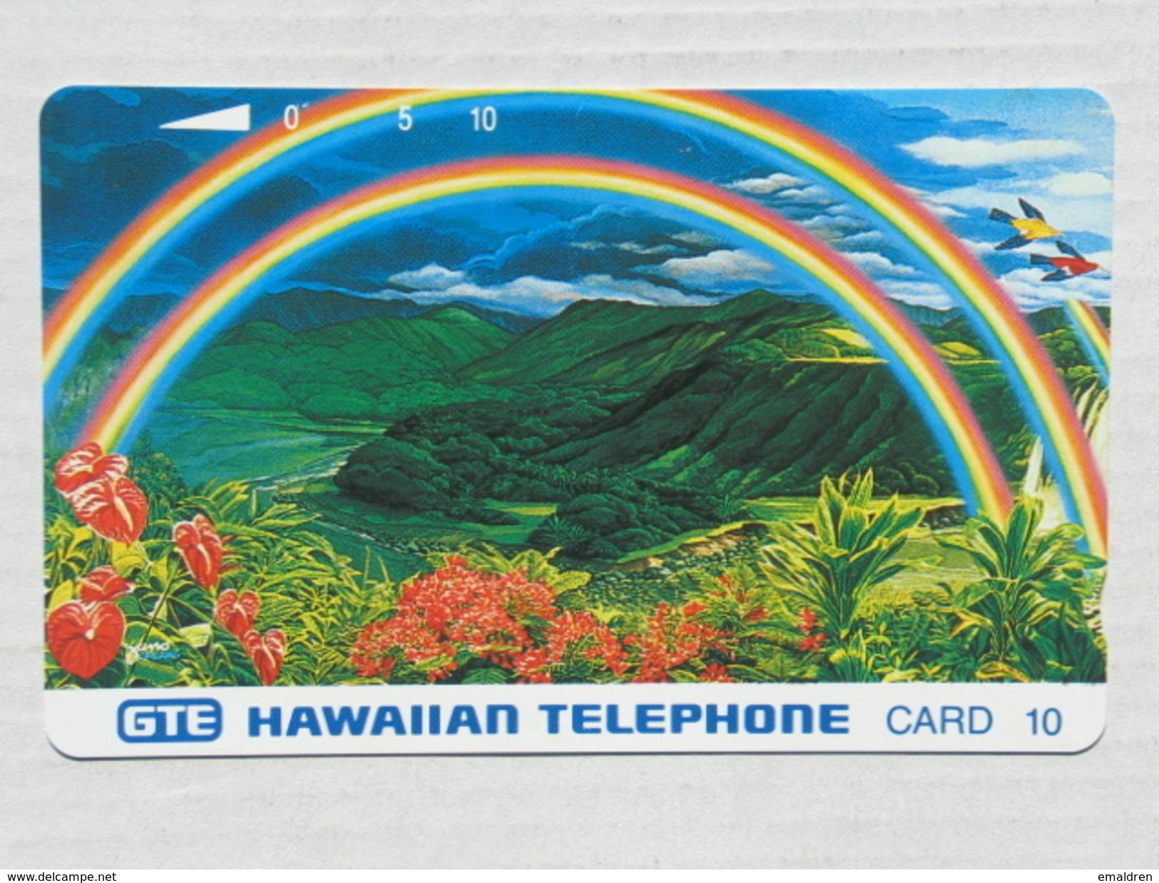 Rainbow. MINT. - Hawaii