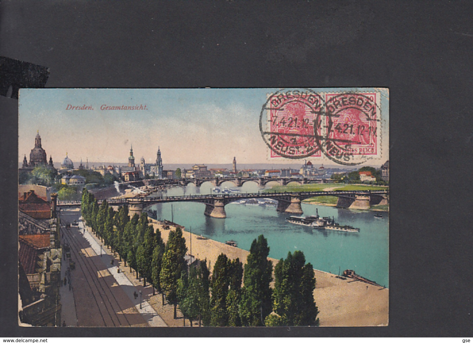 Dresden  1921 - Dresden