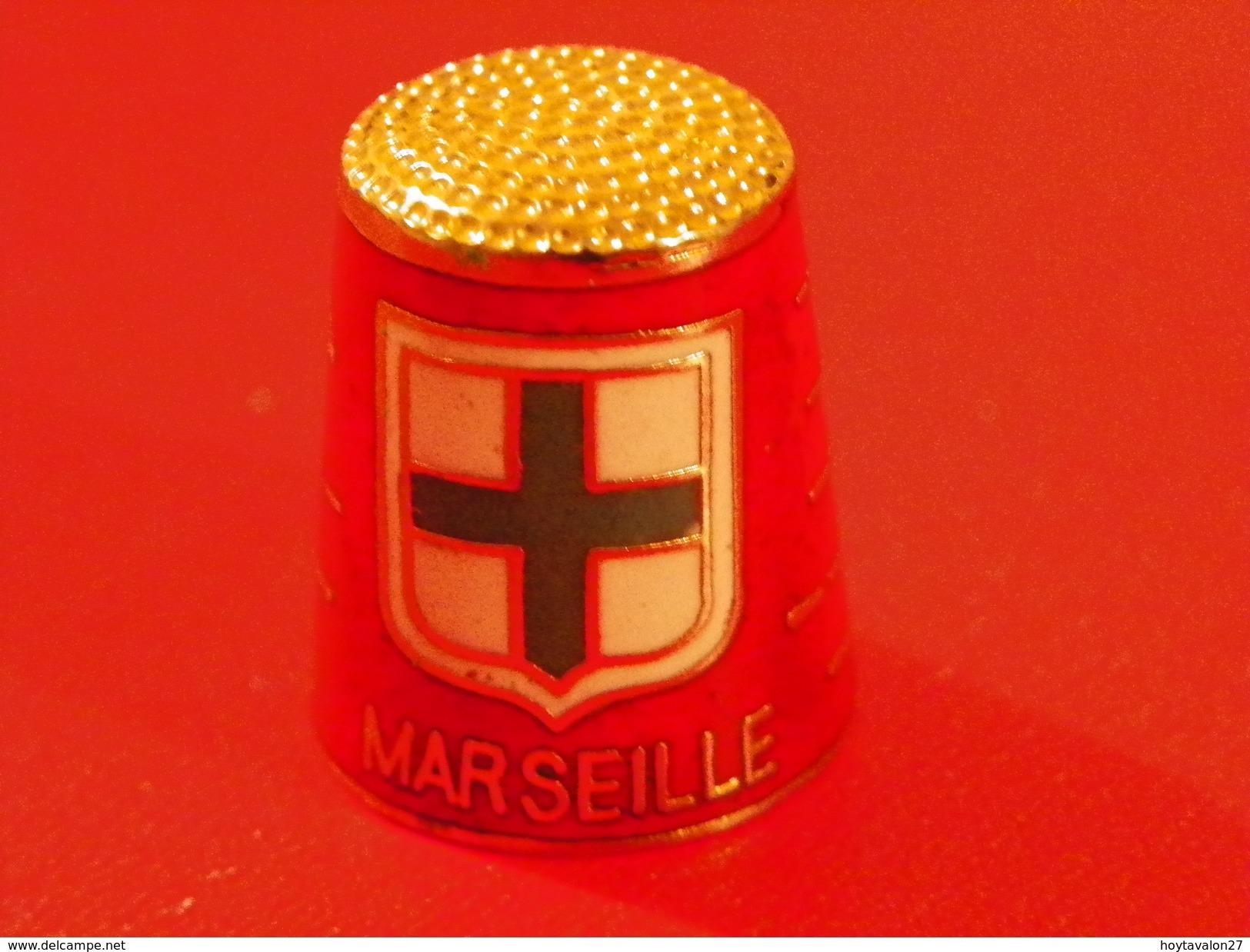 "Dé Cloisoné""Marseille"" - Ditali Da Cucito"