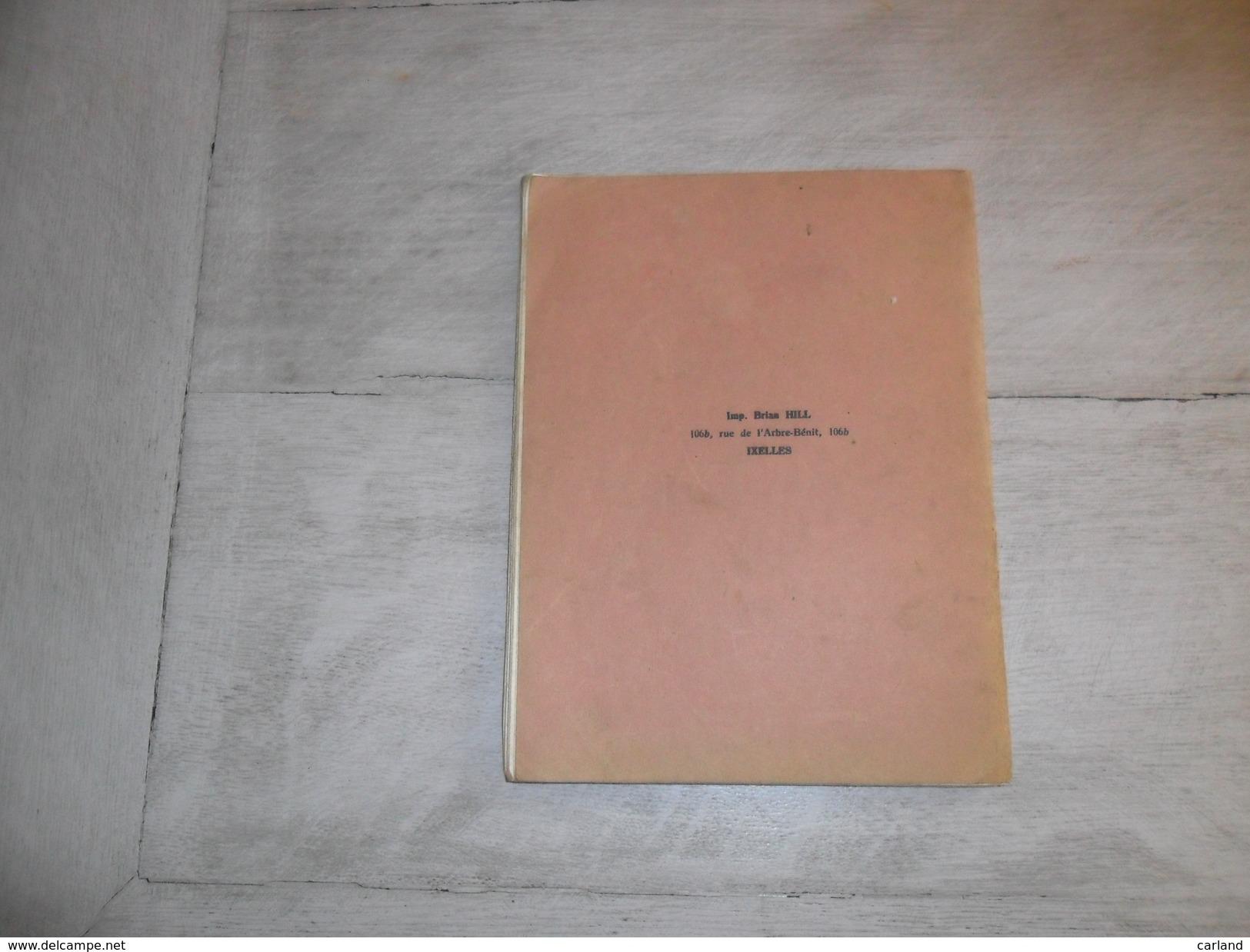 Elevage Callina ( 111 Pages )  1919 - 1923  Mont - St - Jean  Waterloo  Prop.Huylebroeck - Coq  Poule Poules - Boeken, Tijdschriften, Stripverhalen