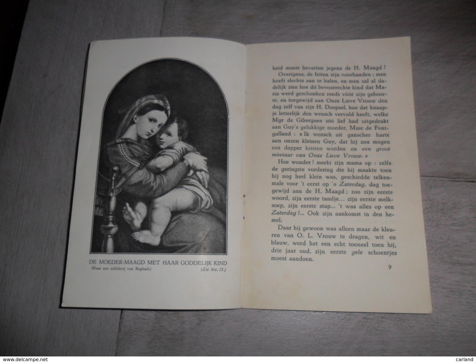 Guy De Fontgalland  - Drukkerij Der Abdij , Averbode - Boeken, Tijdschriften, Stripverhalen