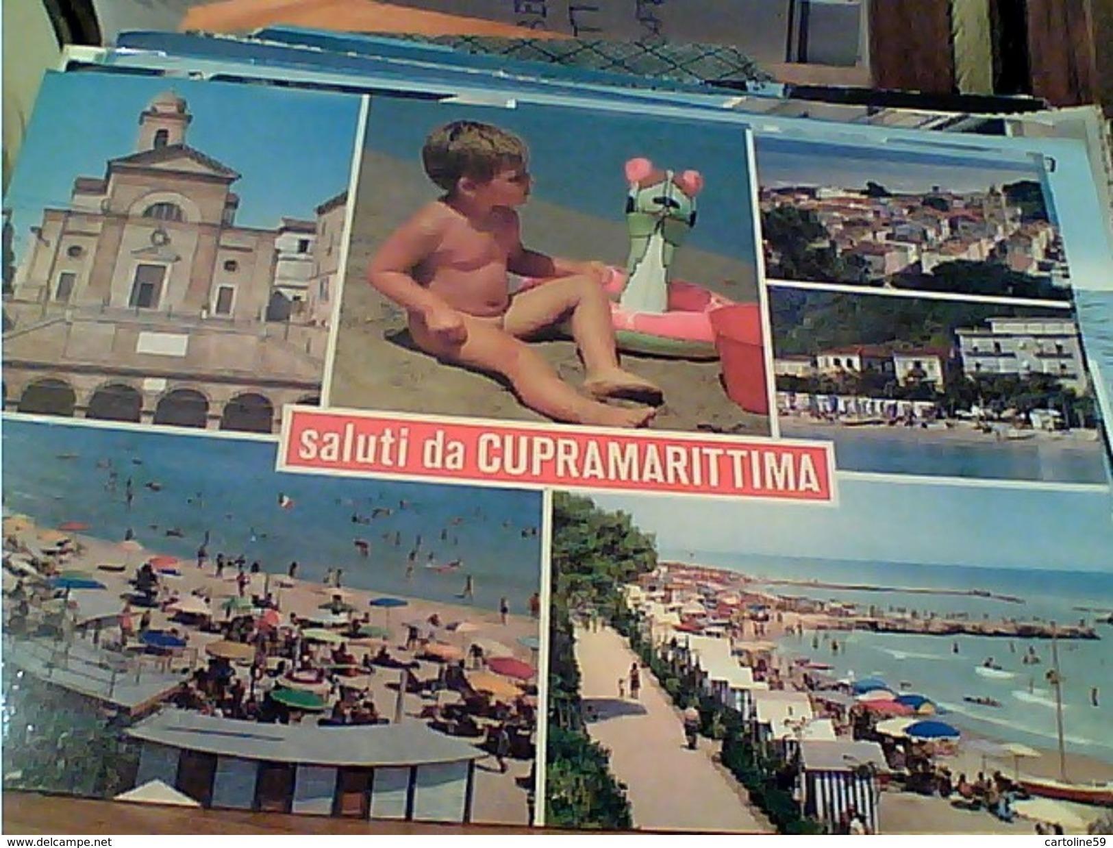CUPRAMARITTIMA  VEDUTE  VB1984 GL19716 - Ascoli Piceno