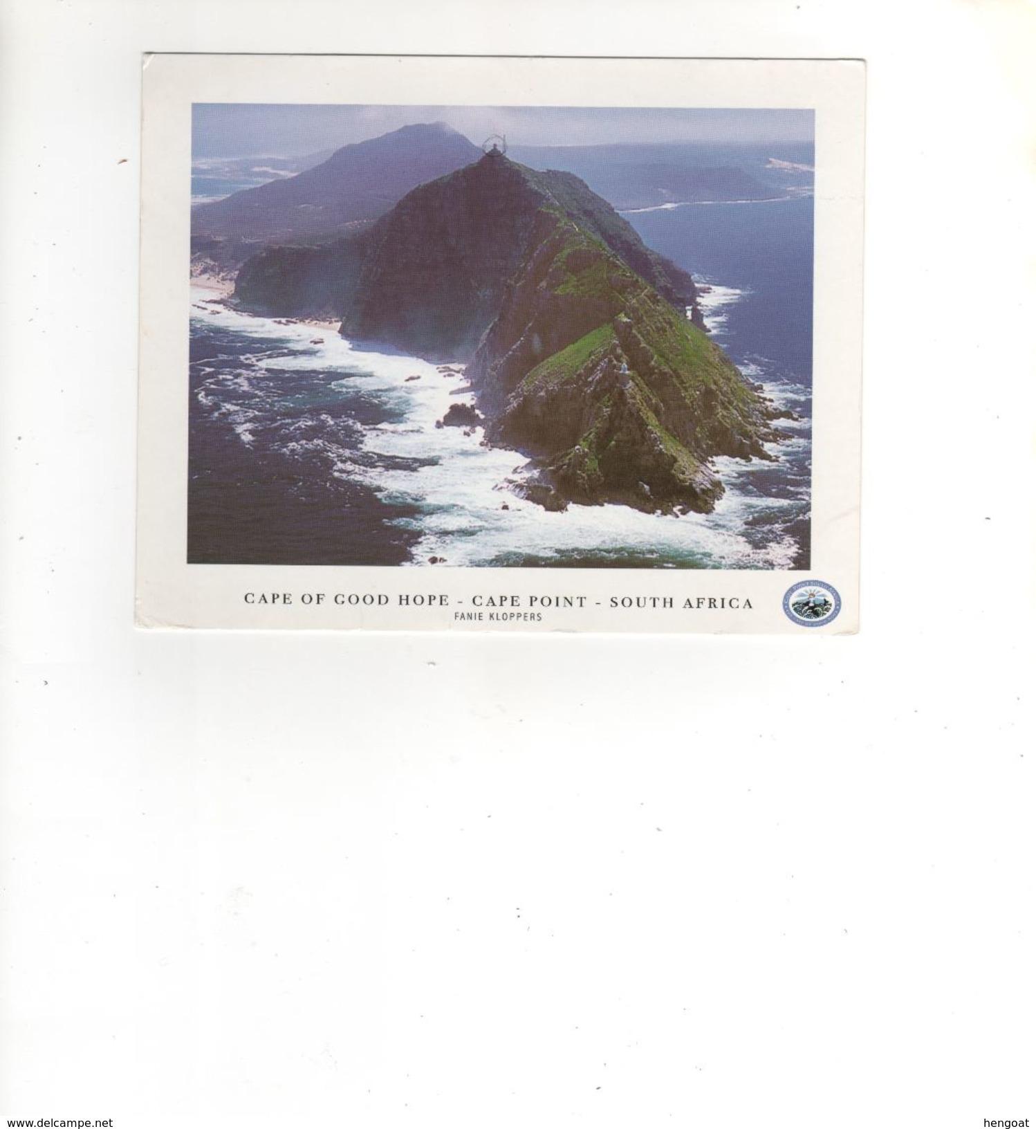 Beau Timbre Sur Carte , Postcard Du 06/09/2010 - Afrique Du Sud (1961-...)