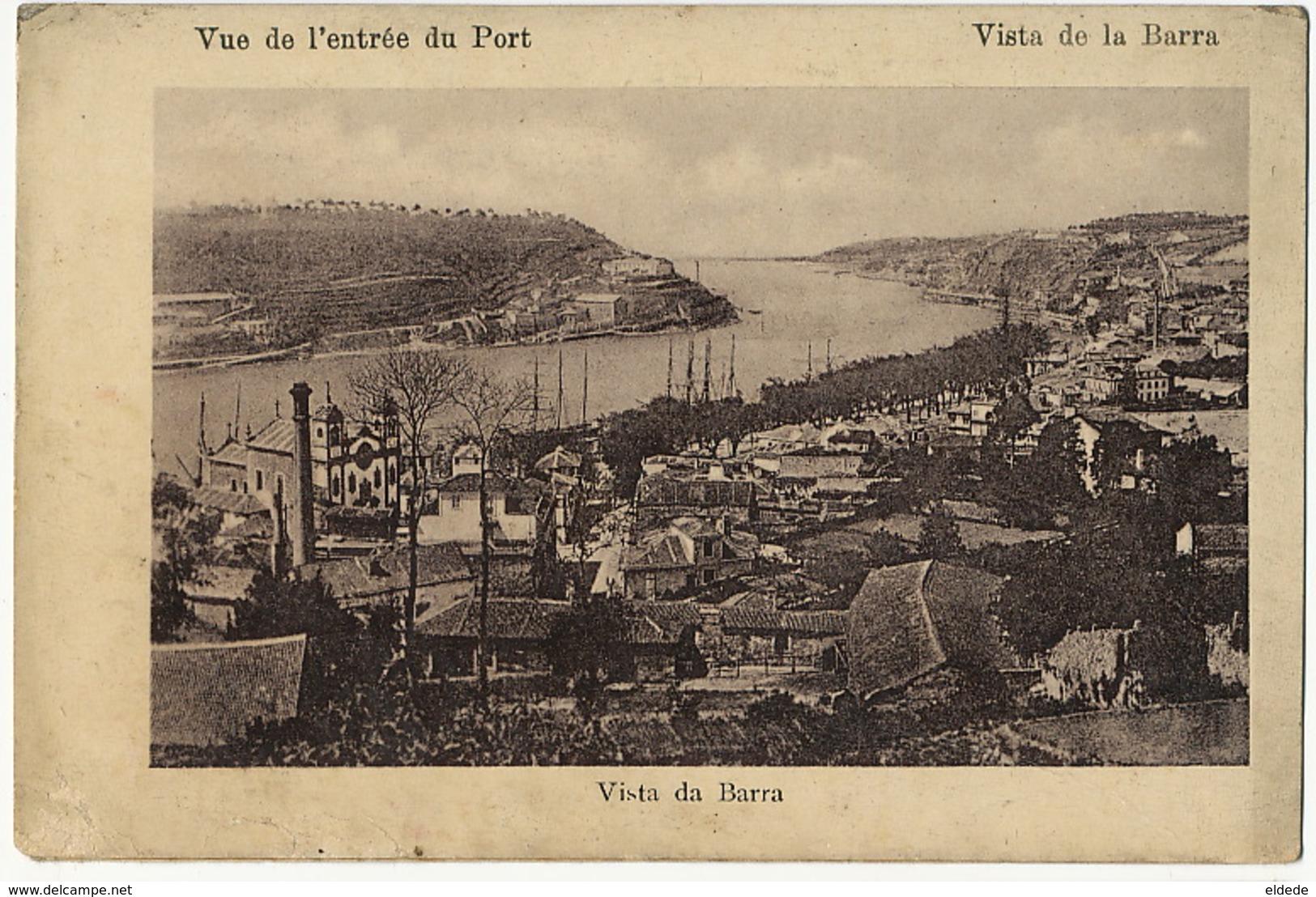 Villa Nova De Gaya  Vista Da Barra Condition Average - Autres