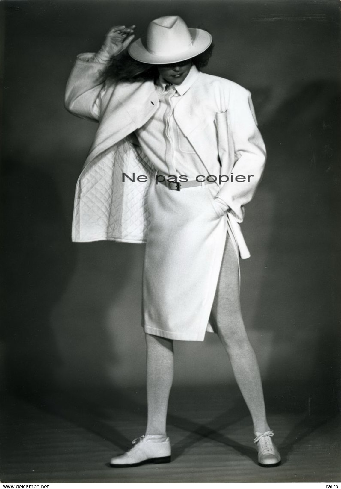 MODE PER SPOOK 1986 Mannequin Grande Photo - Other