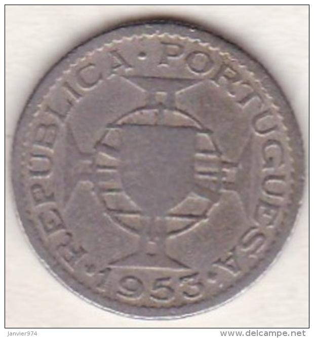 Colonie Portugaise, Angola, 2 ½ Escudos 1953 . KM# 77 - Angola