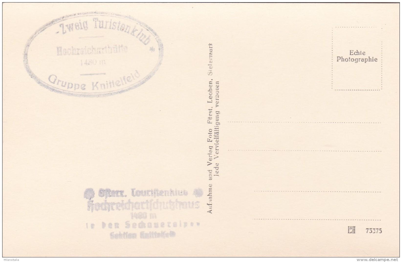 Hochreichart A. D. Maieranger Kar (654) - Seckau