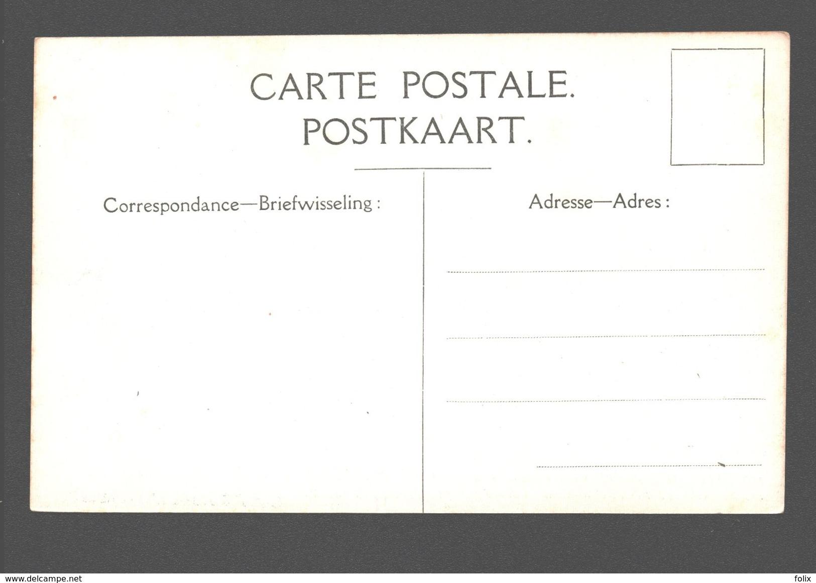 Duitsch Oost Afrika / Est Africain Allemand - Belgische Bezetting / Occupation Belge - Moeras Der Rivier Kagera - Rwanda
