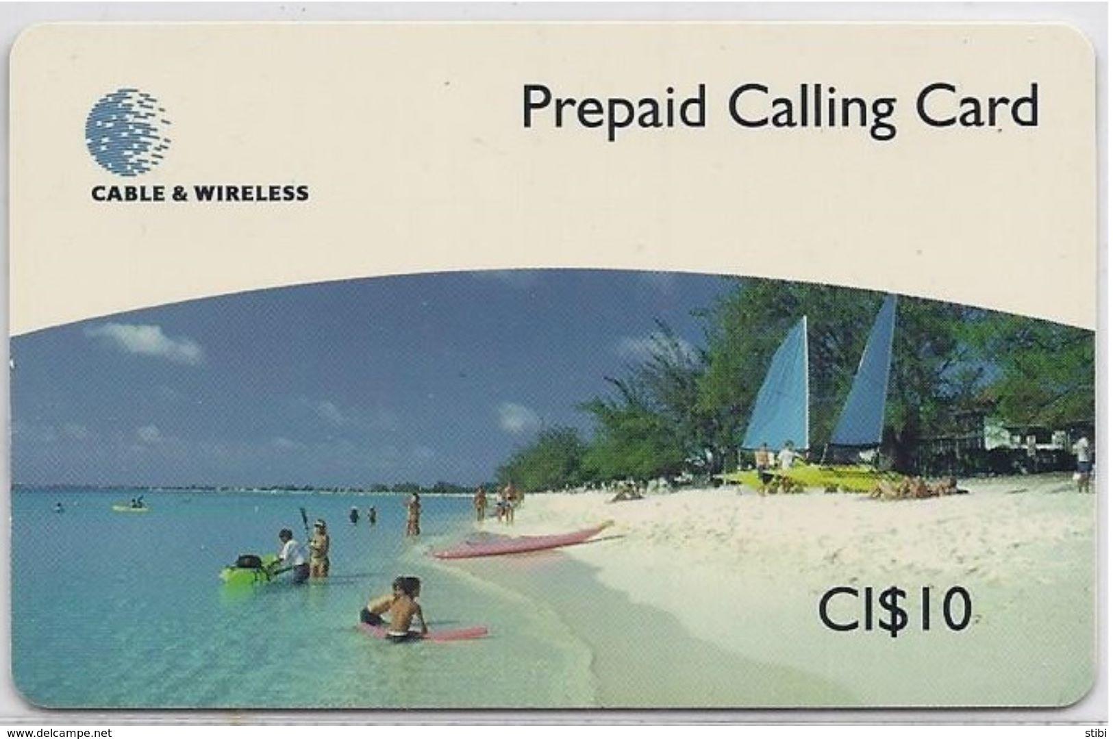 CAYMAN ISLANDS -  SEVEN MILE BEACH - CAY-07 - Cayman Islands
