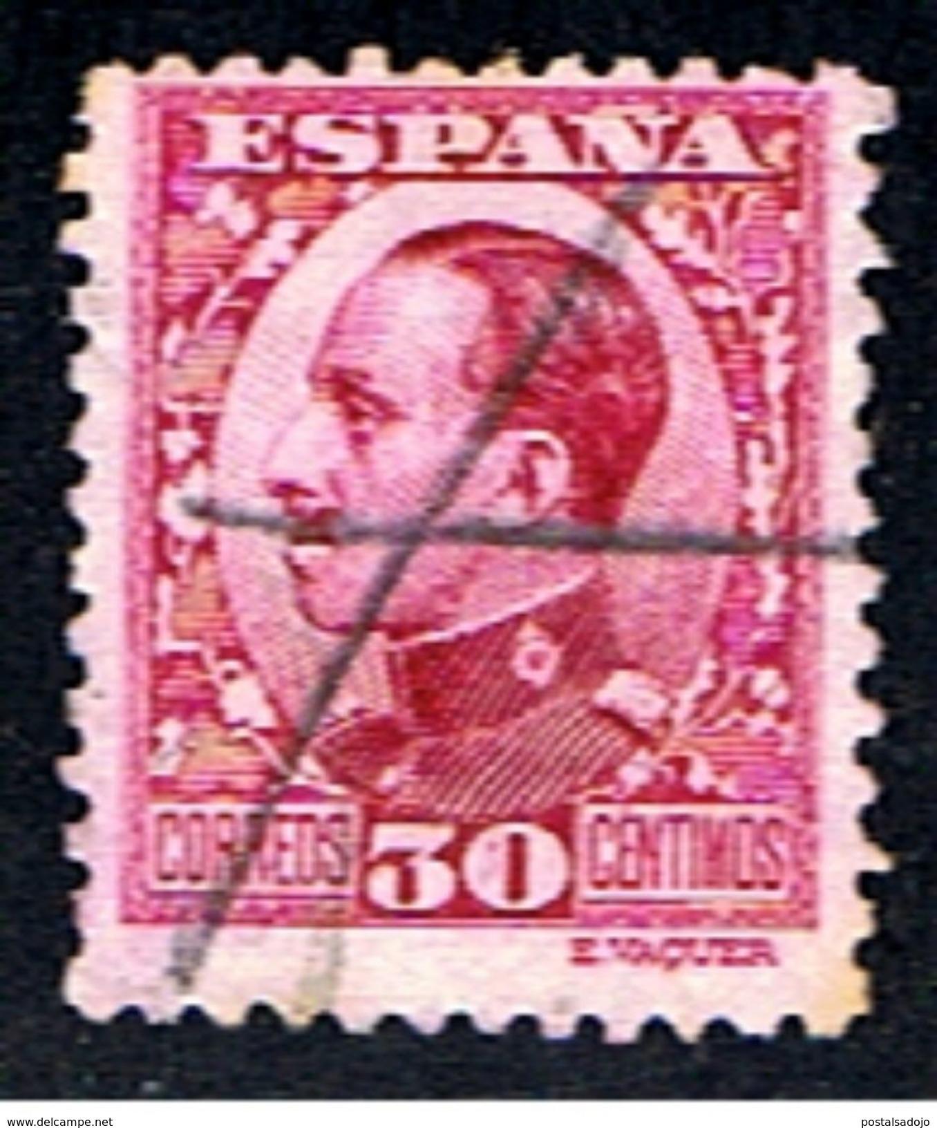 5E 837 // EDIFIL 496 (Y&T 409) // 1930/31 - 1889-1931 Royaume: Alphonse XIII