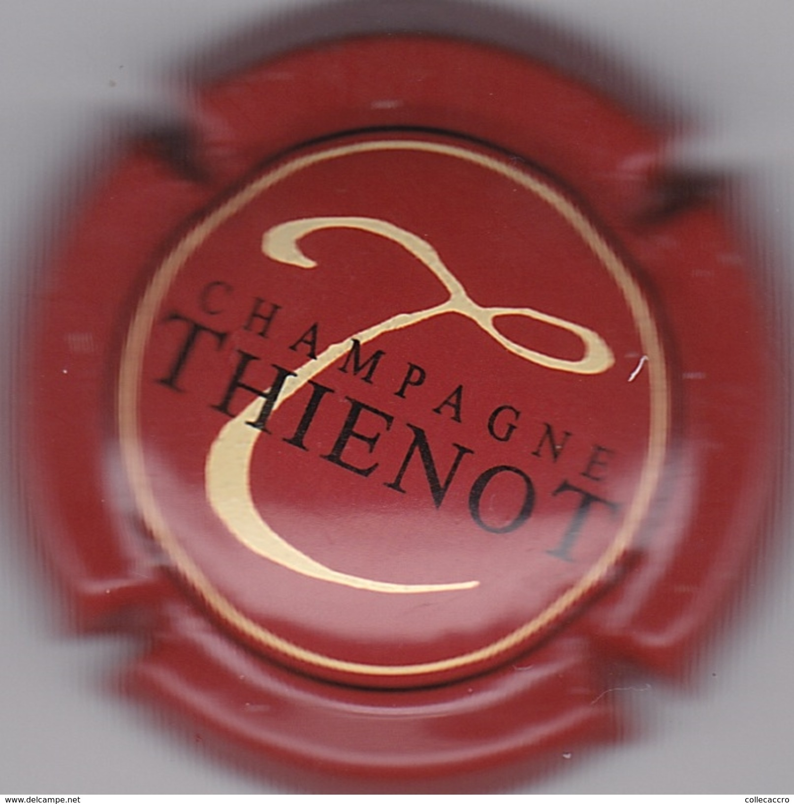 THIENOT N°18 - Champagne