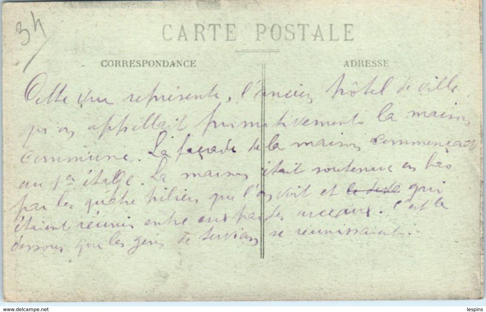 34 - SERVIAN --  Vieille Maison - France