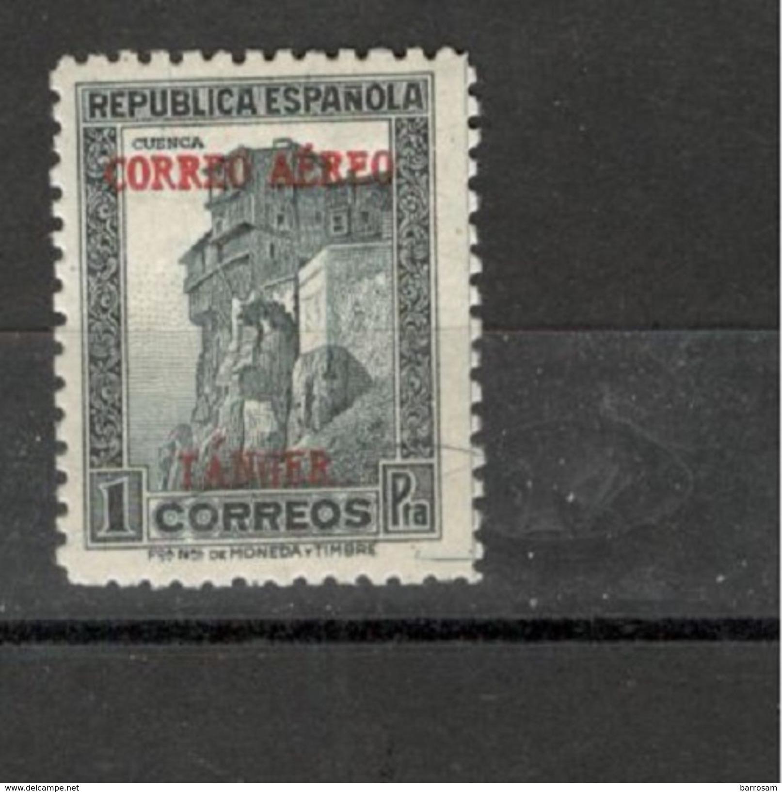 Tanger1939:Edifil 110mnh** AIR MAIL - Emisiones Nacionalistas