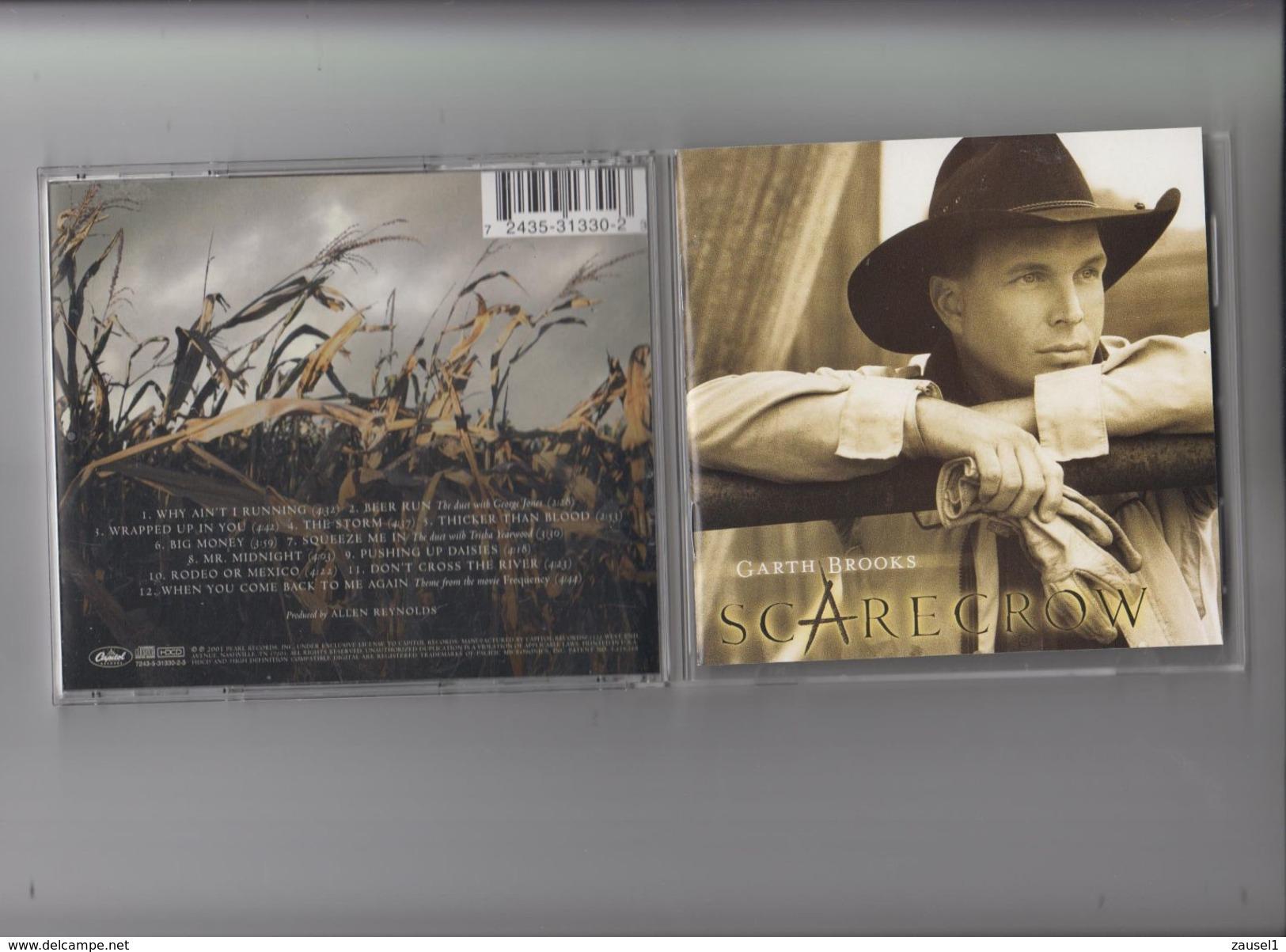 Garth Brooks - Scarecrow - Original CD - Country & Folk